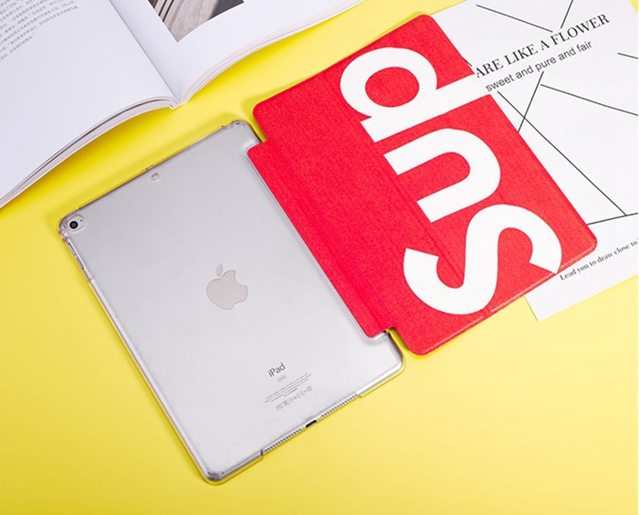 supreme iPad case