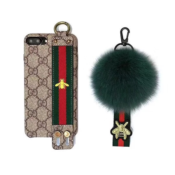GUCCI iphone6/6 plusケース ハチ<br /> 	<div> 		<br /> 	</div>