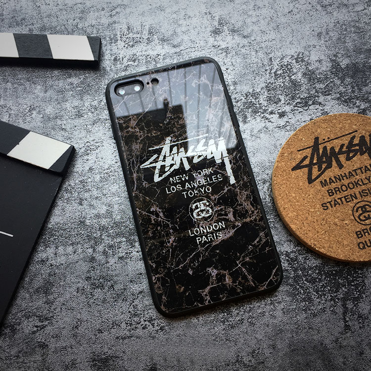 STUSSY iPhone 9/9 Plusケース