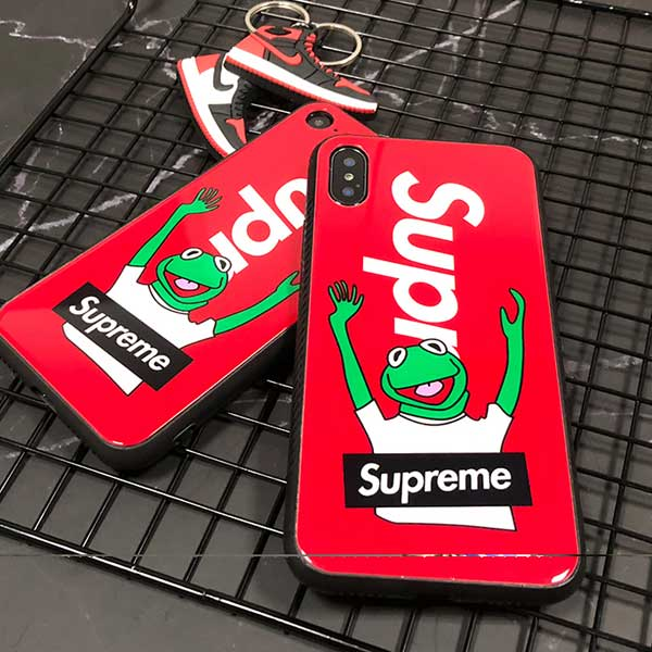 supreme iphone xs maxケース
