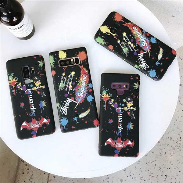 Supreme  iphone xsxr    note9note8 stussy iphone xs max stussy galaxy s9s8