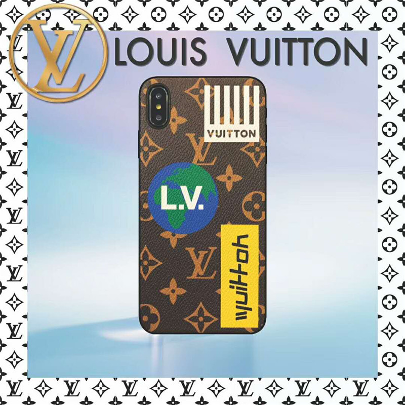 LV iPhone XR/Xsケース 新作